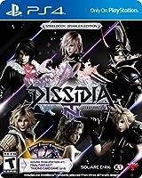 Dissidia Steelbook - PlayStation 4 - Standard Edition