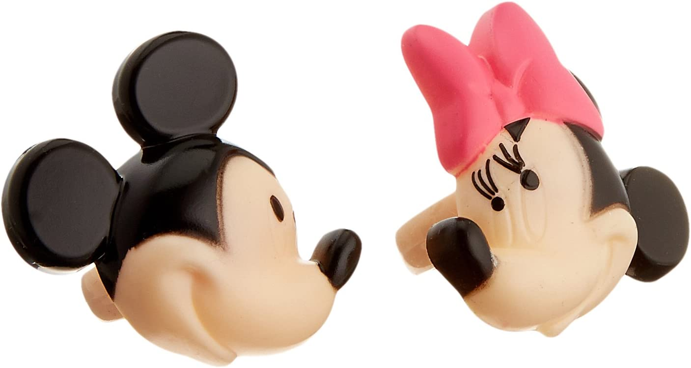 Astonishing Amazon Com Decopac Minnie And Mickey Mouse 24 Piece Decorative Funny Birthday Cards Online Kookostrdamsfinfo