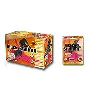 BLACK STALLION 9000 Male Sexual Enhancement Pills (20)
