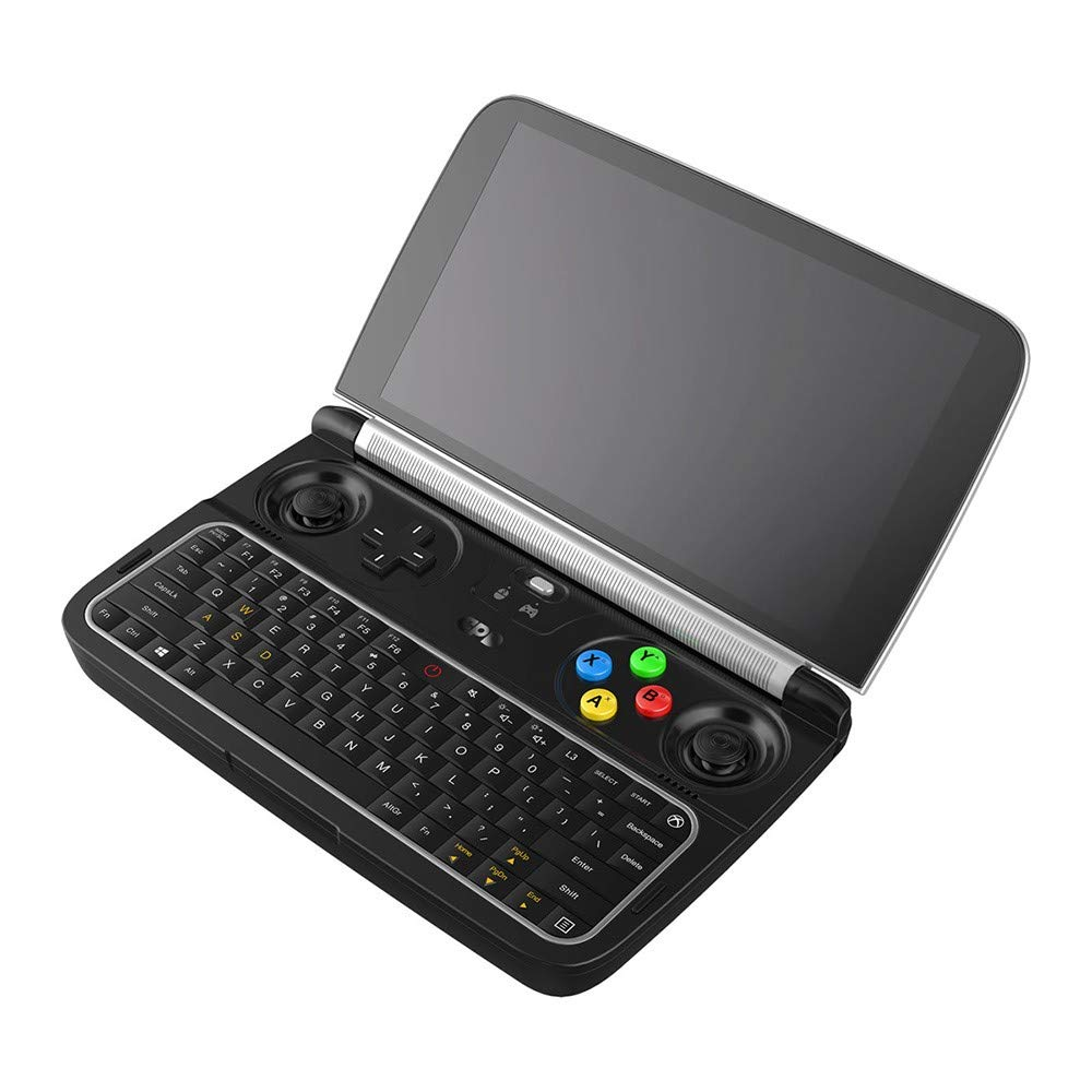 GamePad Digital GPD Win 2 (128 GB) - Gaming Tablet Consola con Windows 10 y Steam, Pantalla HD 6