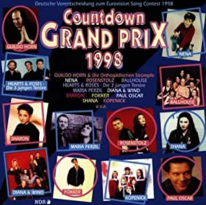 Eurovision Song Contest 1998 - Germany Preselection