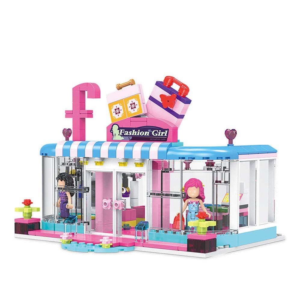 comprar nuevo barato FTOPS FTOPS FTOPS Tienda de Ropa de Moda Juegos de construcción de Modelos, Modelos, Juguetes, 463 unids  increíbles descuentos