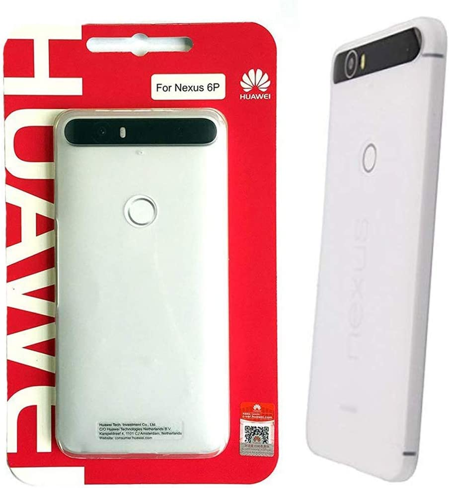 Funda transparente original para Huawei Nexus 6P: Amazon.es ...