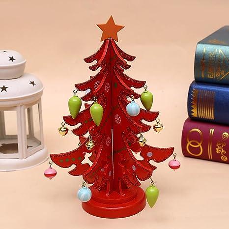 Kinder Basteln Von Holz Weihnachten Baum Set Mit Ornament