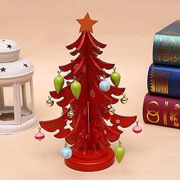 Kinder Basteln Von Holz Weihnachten Baum Set Mit Ornament Kinder