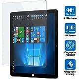 Chuwi Hi10Plus Protezione Schermo, AVIDET protezione per lo schermo in vetro temperato Screen Protector per CHUWI HI10Plus–9H Hardness in vetro temperato