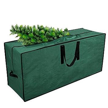 Amazon.com: Bolsa grande de almacenamiento para árbol ...