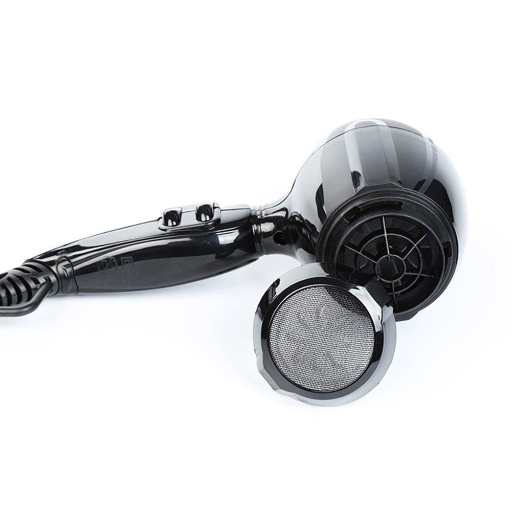 Bobbyliss IPRO2200 Studio 2200 - Secador de pelo, 2200 W, 2 velocidades y 3 temperaturas,generador iónico, concentrador, difusor (Negro): Amazon.es: Salud y ...
