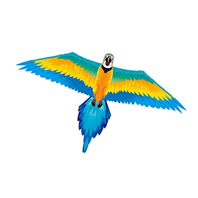WindNSun Rainforest Macaw Kite: Toys & Games