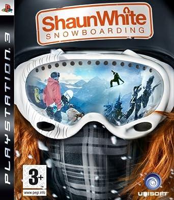 Kết quả hình ảnh cho Shaun White Snowboarding\ cover ps3