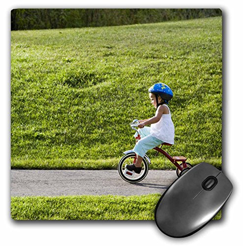 Danita-Delimont-Children-Child-on-tricycle-Whitefish-Bicycle-Path-Montana-US27-CHA1550-Chuck-Haney-MousePad-mp917991