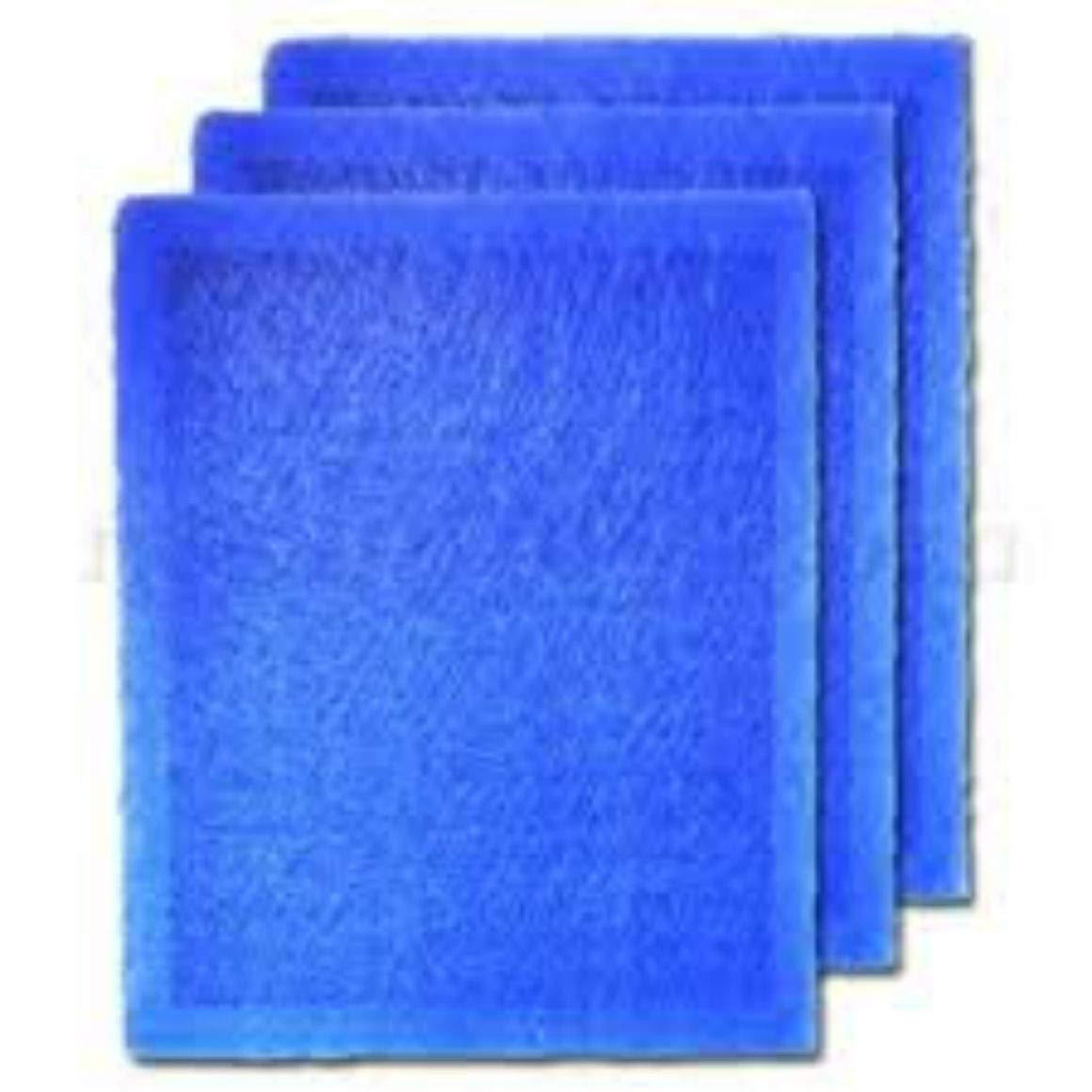 Dynamic Air Cleaner Replacement Filter Pads 19 3/8x19 3/8 Refills (3 Pack)