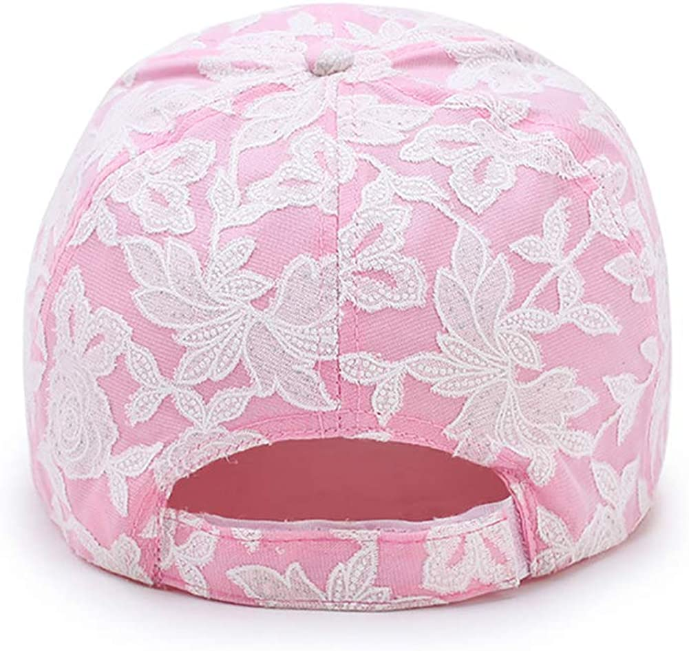 Fashion Flower Embroidery Women Outdoor Baseball Cap Snapback Hip Hop Sun Hat Feli546Bruce Womens Sun Hat
