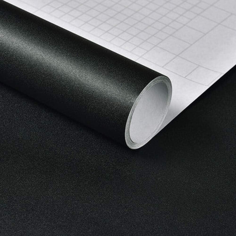 Wardrobe Furniture Refurbished Wallpaper Self Adhesive Linen Texture Stickers