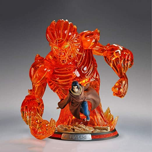 Anime Naruto GK Uchiha Itachi Susanoguo Scene Statue Oversized Figure Toy Model