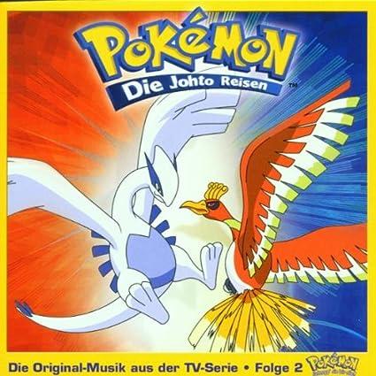 Pokémon - Die Johto Reisen