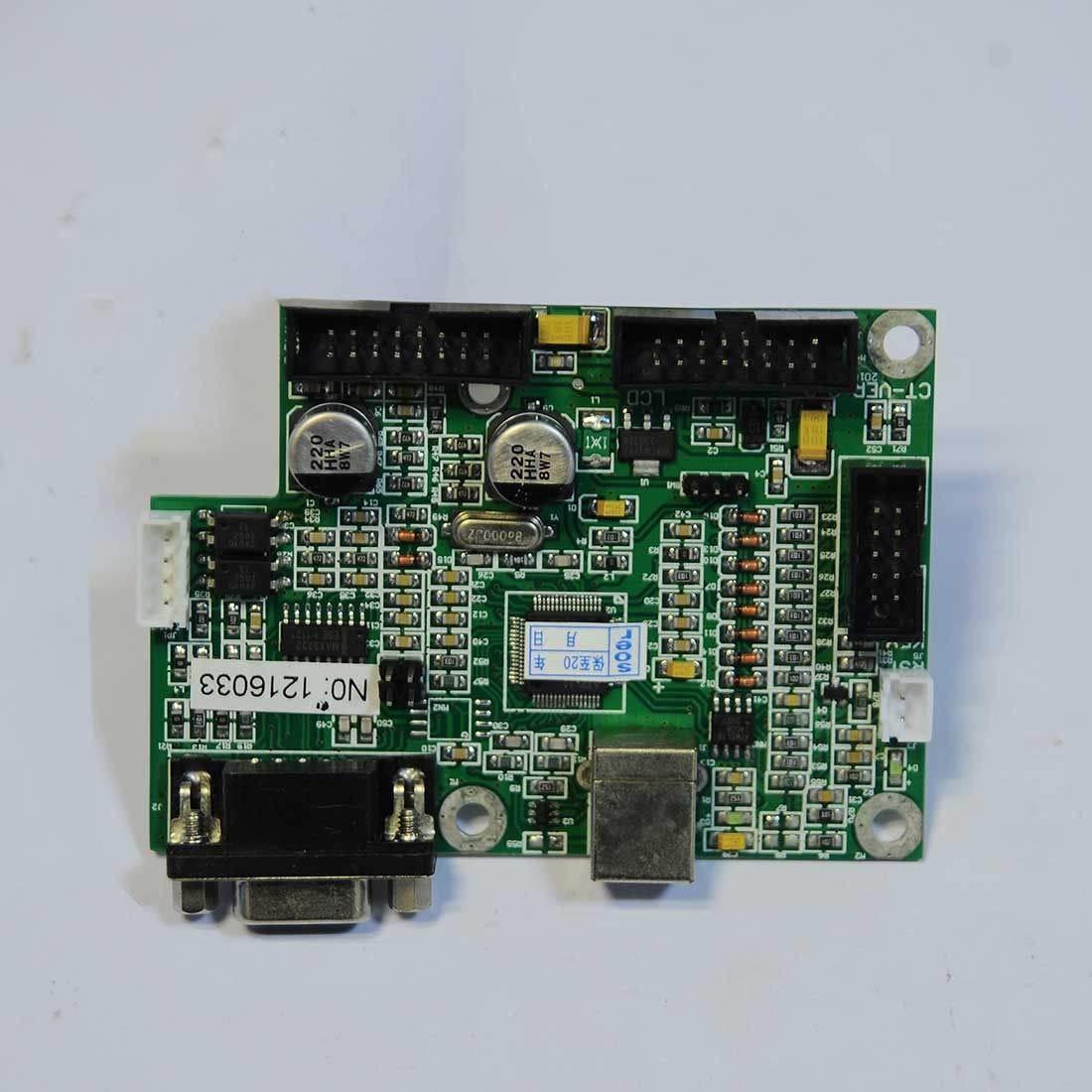 FidgetFidget Pcut Vinyl Cutting Plotter Mainboard Servo Board CT900 Mainboard