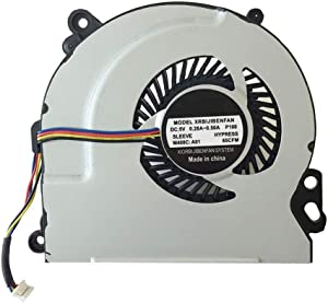 PYDDIN New Laptop CPU Cooling Fan for HP Envy 15-J 15T 15-T Envy 17-J 17-JXXX 15-J105tx 17-J106tx M7, 720235-001 720539-001 Series
