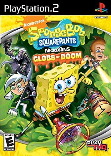 SpongeBob SquarePants featuring NickToons: Globs of Doom - PlayStation 2 (Spongebob Ps2 Movie Game)