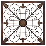 Propac Images 8037 Metal Scroll Wall Decor