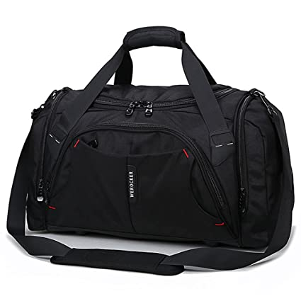 63fd092ec0d9 Amazon.com: Balalafairy-lug Portable Tote Holdall Bag Duffels ...