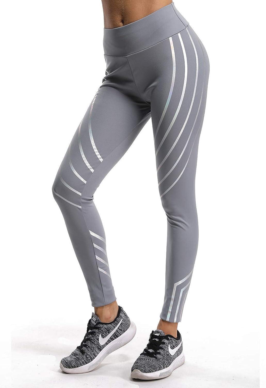 FITTOO Leggins Sportivi Donna Pantaloni da Yoga Fitness Gym Yoga Pants Collant