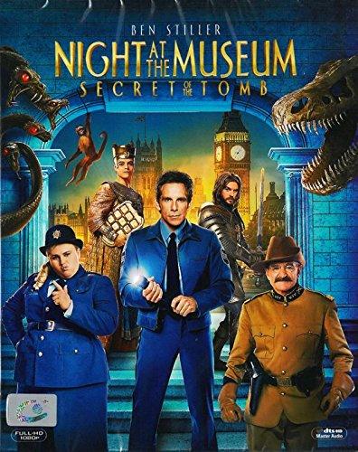 Night At The Museum Secret Of The Tomb (Blu-Ray) Ben Stiller, Robin Williams, Owen Wilson, Steve Coogan
