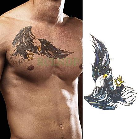 ljmljm 3 Unids Etiqueta Engomada del Tatuaje Impermeable ...