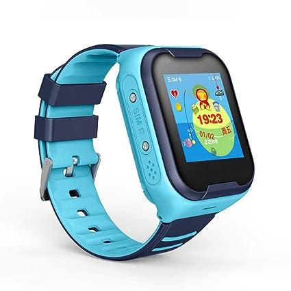 Amazon.com: A36 Kids GPS Smart Watch 4G Watch for Children ...