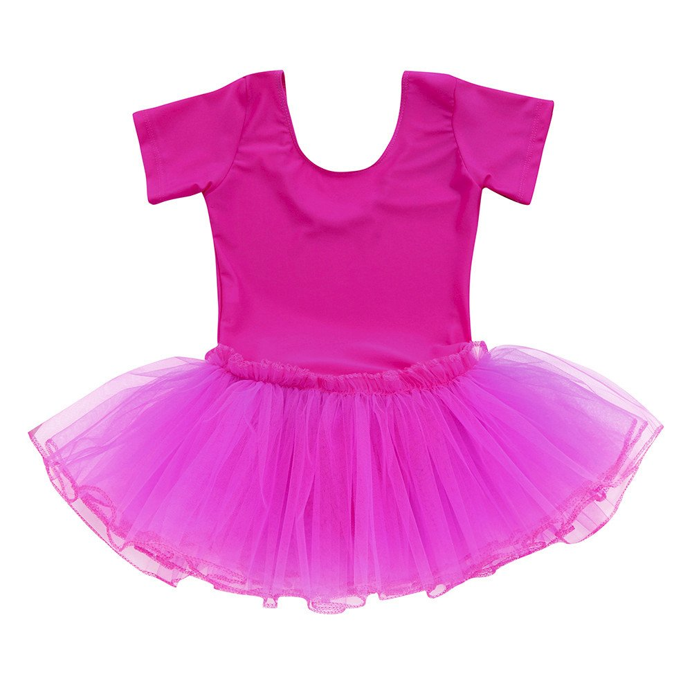 Toddler Leotards Ballet Bodysuit - Tutu Dancewear Dress Clothes Girls Baby Outfits,2019 New