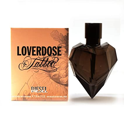 f65b4252b69b Diesel Loverdose Tattoo Agua de Perfume Vaporizador - 30 ml  Amazon ...