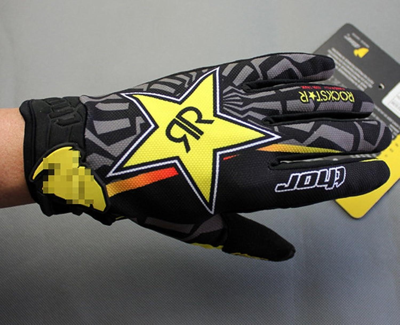 ShallGood Hombre Mujer Guantes De Motos Pantalla Táctil Full Touch Para Carreras MTB ATV Motocicleta Escalada Senderismo… R6hONnRgkC