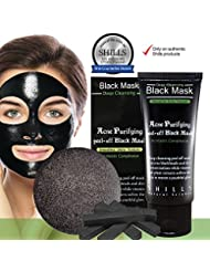 SHILLS Black Mask, Peel Off Mask, Blackhead Remover...