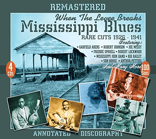 When the Levee Breaks: Mississippi Blues Rare Cuts 1926-41