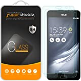 [2-Pack] Supershieldz for Asus ZenFone AR Tempered Glass Screen Protector, Anti-Scratch, Anti-Fingerprint, Bubble Free, Lifetime Replacement Warranty