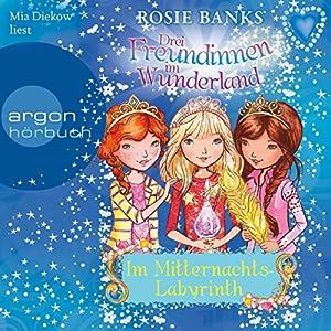 Im Mitternachtslabyrinth (Drei Freundinnen im Wunderland 12) Hörbuch