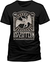 CID Men's LED Zeppelin-Madison Sq Garden T-Shirt