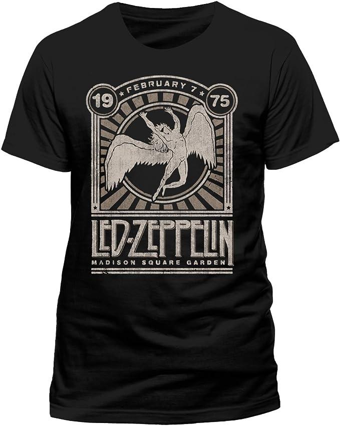 Camiseta led zeppelin hombre rock