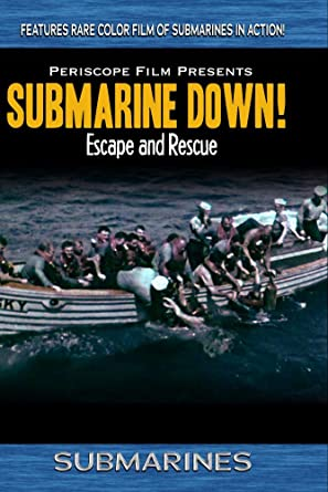 Amazon com: Submarines: Submarine Down Escape and Rescue