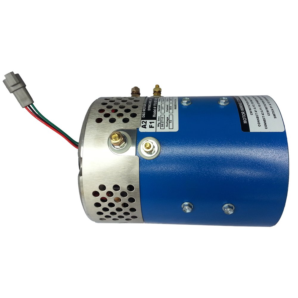 Amazon com: GEM Electric Car Parts - GEM Car Motor for