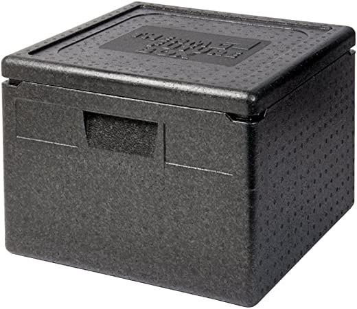 Thermo Future Box Caja térmica, EPP (Polipropileno expandido), Negro, 32 l: Amazon.es: Hogar