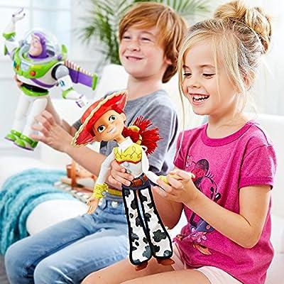 Disney Toy Story Jessie Talking Action Figure: Toys & Games