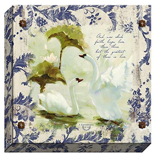 Carpentree - faith hope love decorative accents