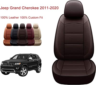 RED /& BLACK CLOTH CHRYSLER JEEP GRAND CHEROKEE 11 FULL CAR SEAT COVER SET