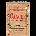 A Guide to Alternative Self-Healing Techniques for Cancer Audiobook by William Collinge Narrated by William Collinge