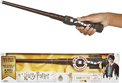 Harry Potter Varitas Varita De Harry Potter Estándar Toys Games