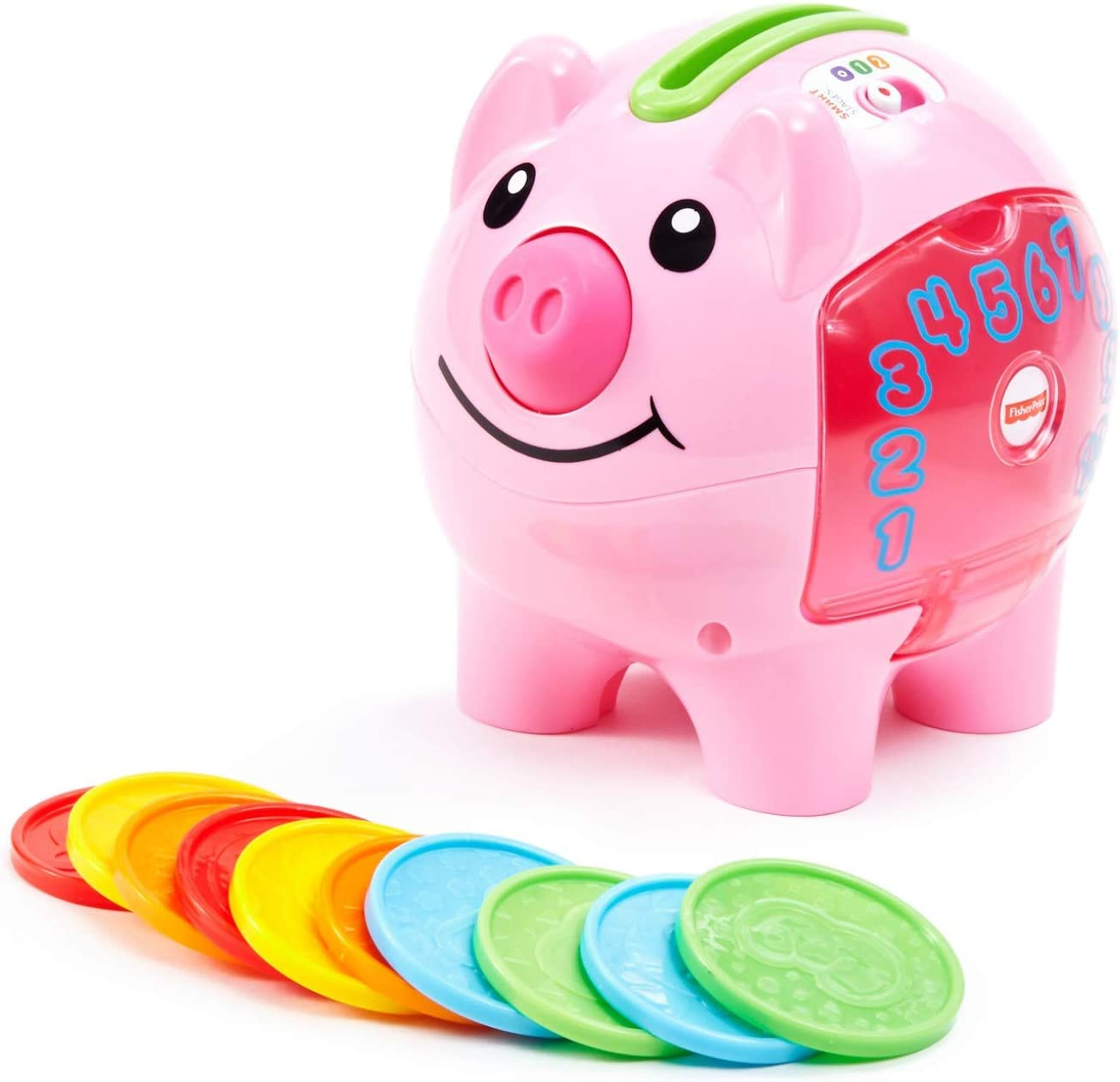 Top 10 Best Piggy Banks For Kids (2020 Reviews & Buying Guide) 10