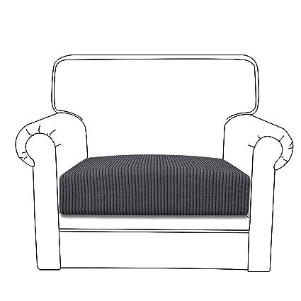 Amazon.com: Funda de cojín elástica fácil de usar.: Home ...