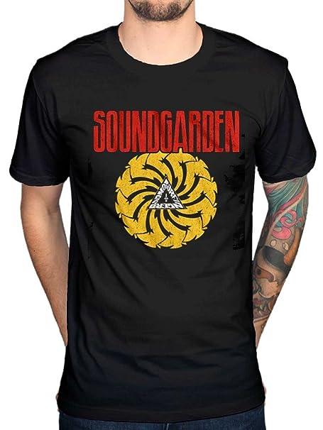 Soundgarden Camiseta - Para Hombre i6cWWv