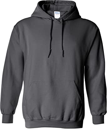 3ca66df90a25d Gildan Heavy Blend Adult Hooded Sweatshirt at Amazon Men's Clothing ...